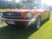 1965 Mustang Coupe Right Hand Drive Chandler Brisbane South East Preview