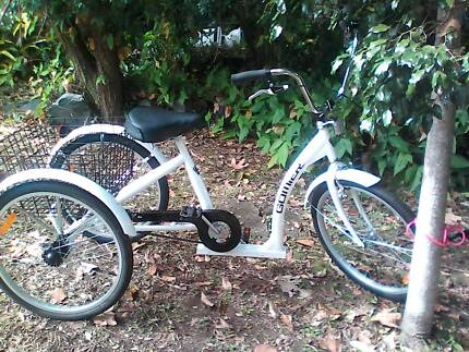 Adults Tricycle White Lismore South Lismore Lismore Area Preview