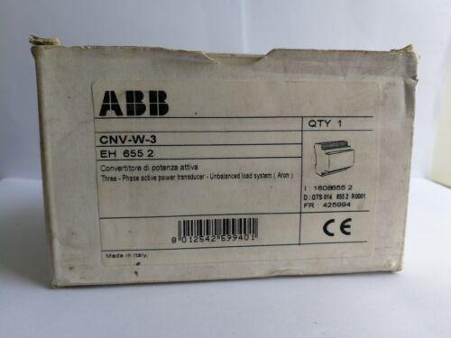 NEW ABB CNV-W-3 Three Active Power Transducer