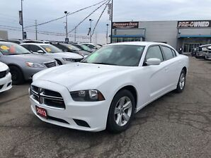 2013 Dodge Charger SE V6 Push Start, Alloy Rims