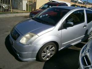 Citroen C2 VTR ***12 MONTHS FREE WARRANTY*** Bayswater Bayswater Area Preview