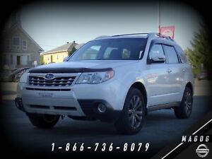2013 Subaru Forester 2.5X TOURING + AWD + TOIT PANO + CUIR