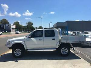 2003 Toyota Hilux SR5 Automatic Ute Biggera Waters Gold Coast City Preview