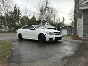 C63 amg 2012 performance 510hp mint