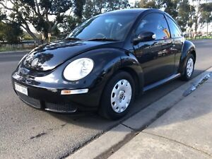 2005 Volkswagen Beetle MIAMI Automatic Hatchback Fawkner Moreland Area Preview