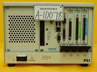 National Instruments 196848a-01 Pxi Controller Pxi-1031 Oem 1923725001 Used