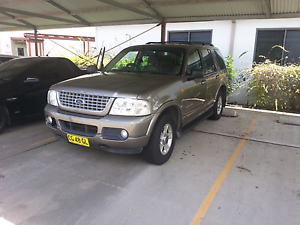 Ford Explorer Heatherbrae Port Stephens Area Preview