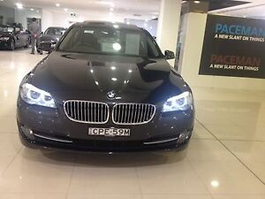 2013 BMW 520d First owner Chatswood Willoughby Area Preview
