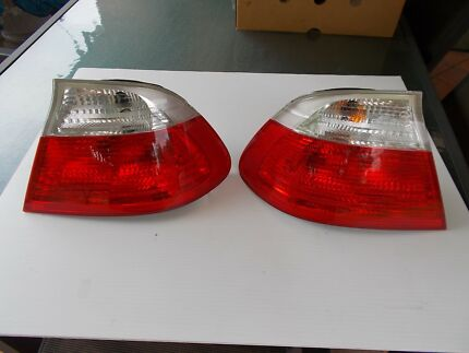 BMW E46 CONVERTABLE TAIL LIGHTS Applecross Melville Area Preview