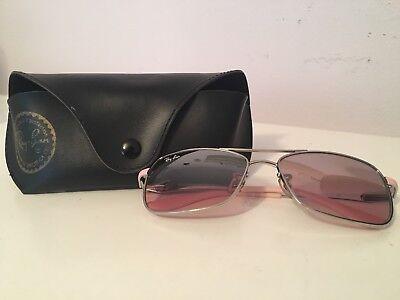 Authentic Original Ray-Ban Junior Pink Sunglasses