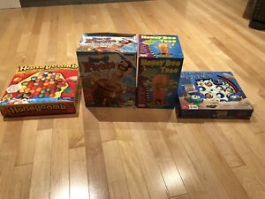 Youth Children's Board Games Various Lot