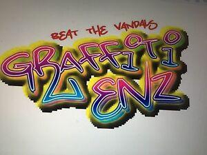 Graffiti-Enz (graffiti removal) Brisbane City Brisbane North West Preview