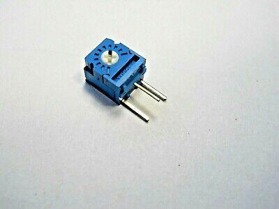 100Pcs 3296W-504 3296 W 500K Ohm Trim Pot Trimmer Potentiometer pn