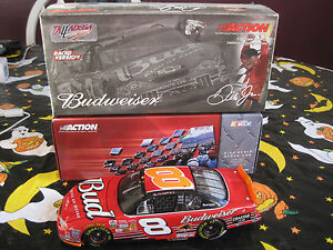 1:24 Action Dale Earnhardt Jr. #8 Budweiser / 3rd Talladega Win / Raced Version
