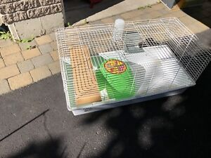 Cage a lapin ou gros rongeur