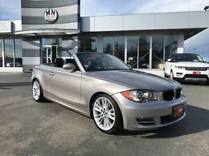 2009 BMW 1 Series 128i Coupe Convertible Only 115KM