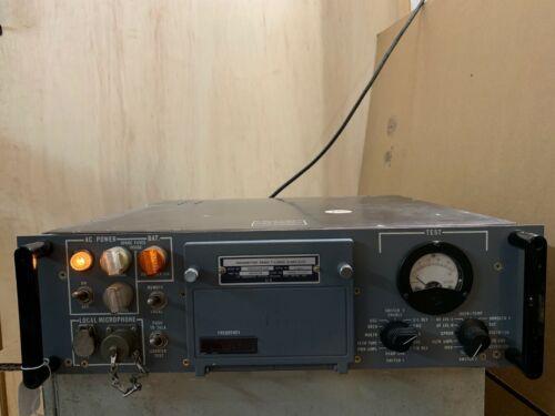 ITT Aerospace Optical Division T-1108(V) 4/GRT-21(V) Radio Transmitter 8004201G8