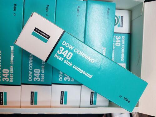 10pcs - Dow Corning® 2265931 340 Heat Sink Compound 100g