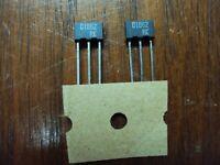 "2SD1862 /""Original/"" ROHM Transistor 2  pcs"