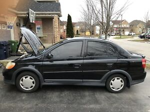 2001 Toyota echo MANUAL as is