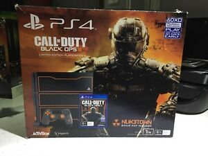 PS4 Call of Duty Black Ops Empty Outer Box Only.