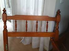 Solid Wood Beautiful Single Bed St Kilda East Glen Eira Area Preview