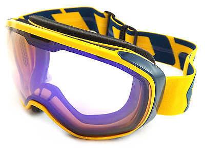cc677a305284 SCOTT - FIX ski snow Goggles CITRUS YELLOW  CORAL BLUE  Illuminator Lens  244589