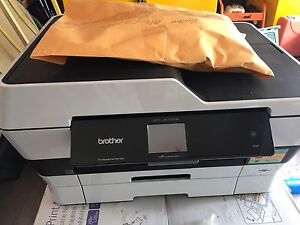 Brother A4/A3 Printer Denistone East Ryde Area Preview
