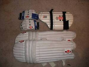 COUNTY TEST COLLECTION 350 ADULTS CRICKET GEAR & BAG Beaconsfield Cardinia Area Preview