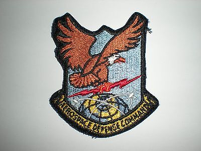 Usaf Aerospace Defense Command Patch   Full Color