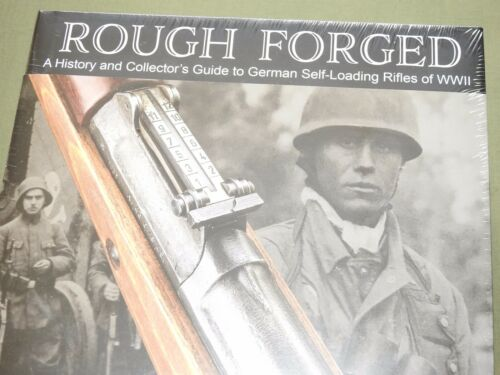 """ROUGH FORGED"" GERMAN WW2 G-43 RIFLE SNIPER SCOPE 2 VOLUME REFERENCE BOOK SET"