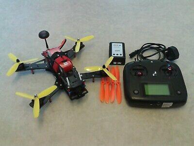 RC Racing Drone Emax Nighthawk PRO RTF Flysky Radio Lipo 5.8GHz FPV Quadcopter