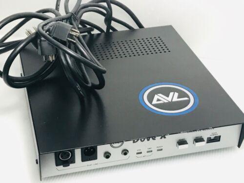 AVL Dove X2 Computerized Dissolve Module  W/ Male Connectors
