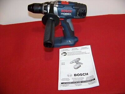 New Bosch 35618 18-volt 12-inch Brute Tough Drill Driver