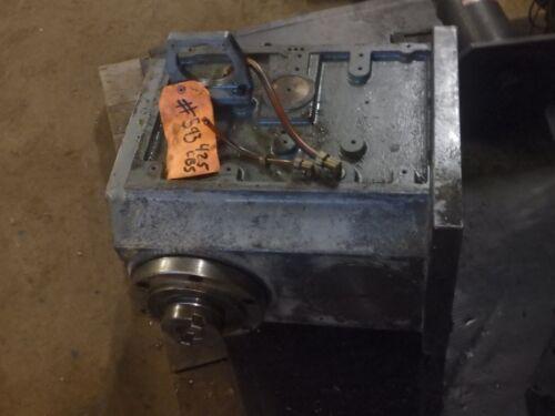 SHIZUOKA MILLMASTER B-5V CNC VERTICAL MACHINING CENTER SPINDLE ASSEMBLY
