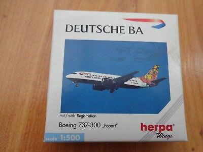 1//500 Herpa Western Pacific boeing 737-300 Colorado Springs 519151