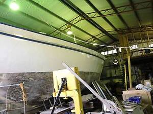 56 foot dynal sheathed gaff rigged motor sailer 120 hp gardiner d Sawtell Coffs Harbour City Preview