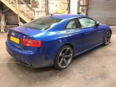 AUDI A5 S5 RS5 42V8 CFSA ENGINE PXL GEARBOX LY5Q BLUE   BREAKING CONVERSION