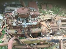 Bedford 1946 K model 2.5 ton complete motor and gear box Bringelly Camden Area Preview