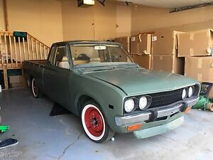 For sale Datsun 620 rolling shell