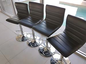 4 bar stools Innes Park Bundaberg City Preview