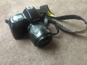 Nikon F70 Analog SLR with Tamron 28-200 lens North Melbourne Melbourne City Preview