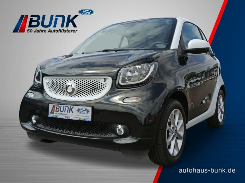 Smart fortwo coupe +Sitzheizung +Klimaanlage