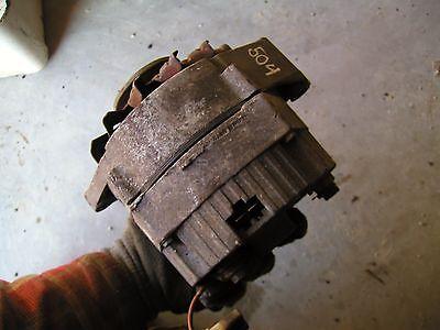 Farmall 504 350 400 450 460 560 C Tractor Working Delco Remy 12v Ih Alternator