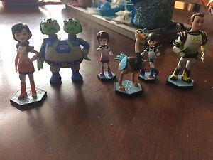 Miles From Tomorrowland toys