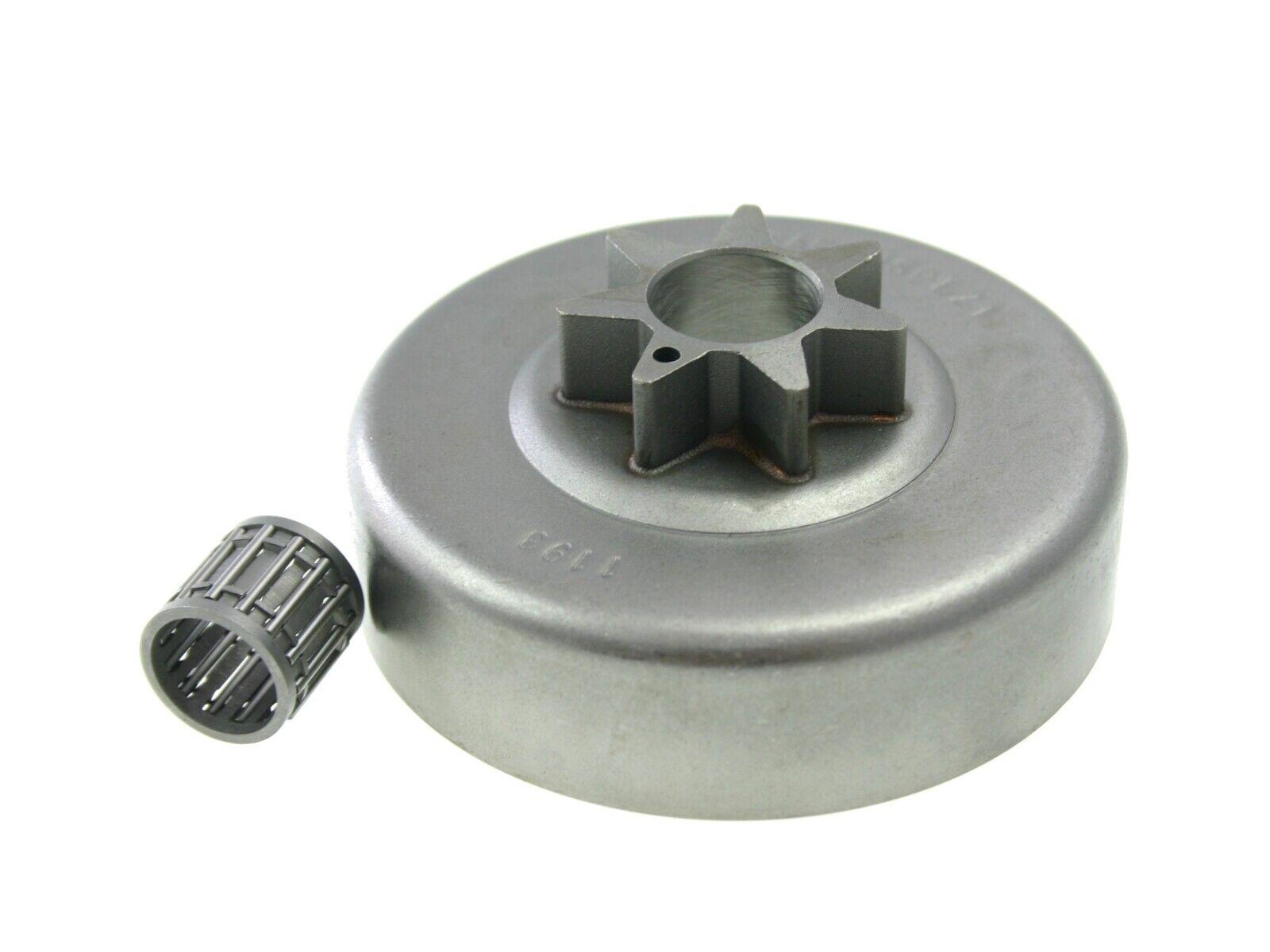 "Kupplungsglocke Chain sprocket 3//8/"" 7Z für Stihl 056 AV 056AV 17mm"