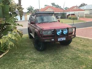 1993 Toyota LandCruiser Wagon Australind Harvey Area Preview