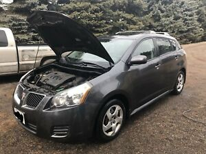 2010 Pontiac Vibe - Only One Owner