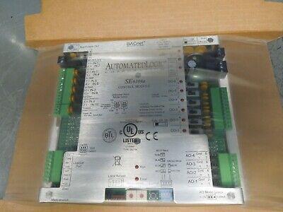 Automated Logic Se6104a Bacnet Control Module Class 2 24v Ac 30va 0.83a Surplus