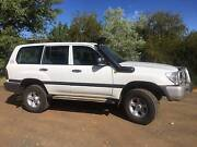 2000 Toyota LandCruiser Wagon GXL Diesel Centenary Heights Toowoomba City Preview